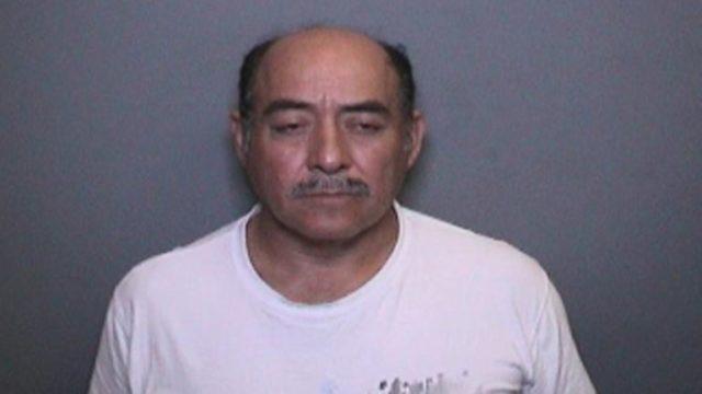 Efrain Juarez. Booking photo: Orange County Sheriff's Department