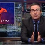 John Oliver of HBO's Last Week Tonight