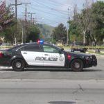 Pomon Police cruiser