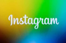 the colorful instagram logo