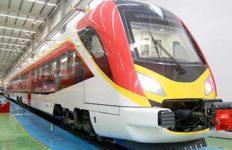 China Railway Rolling Stock Corp. electric rail car. Photo via english.gov.cn