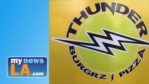 Thunder Burgrz Pizza logo via Facebook