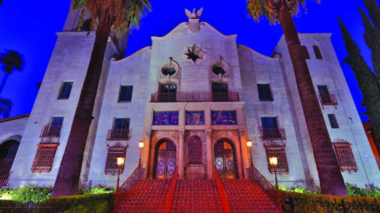 Riverside Film Festival venue. Photo via riversidefilm.org
