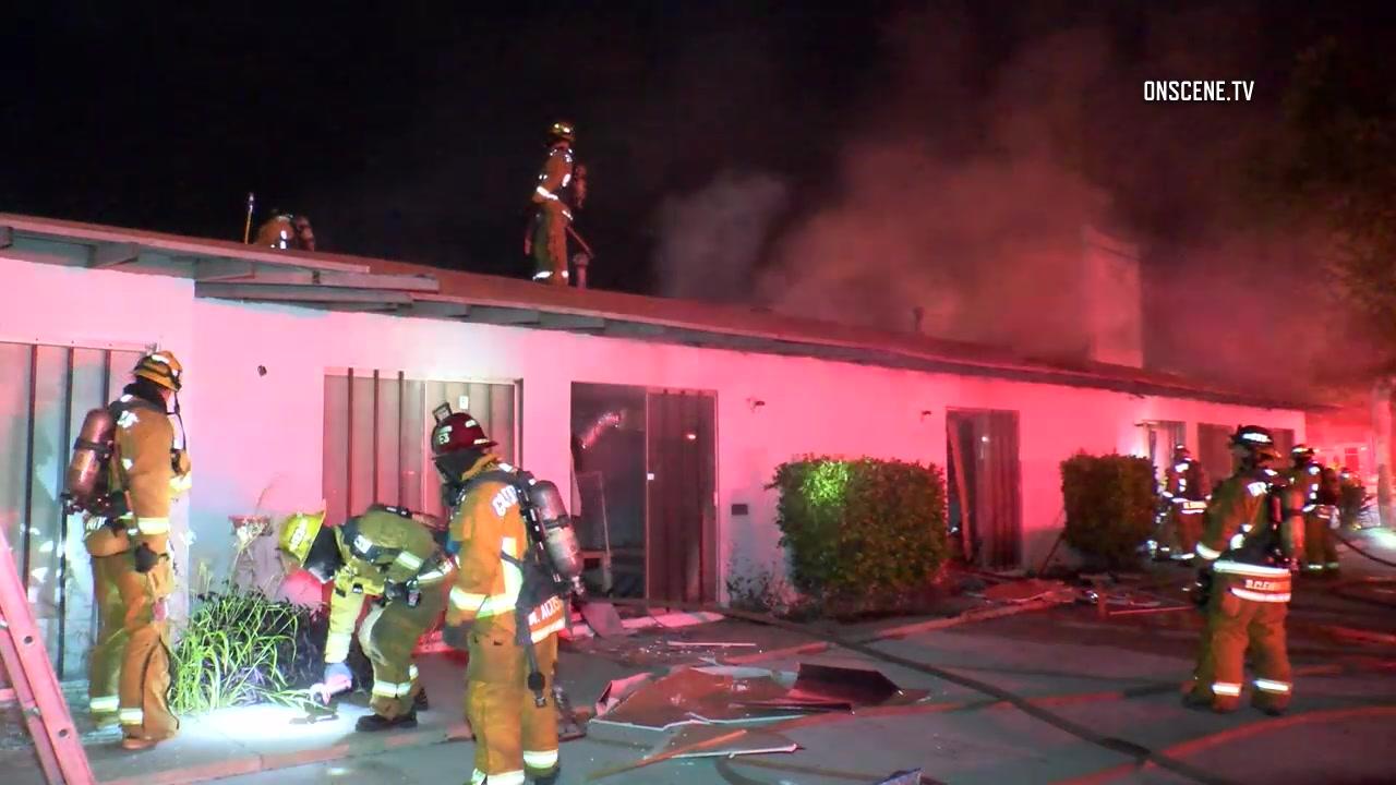 Surprise firefighters find 350 marijuana plants battling garden grove blaze Garden grove breaking news now
