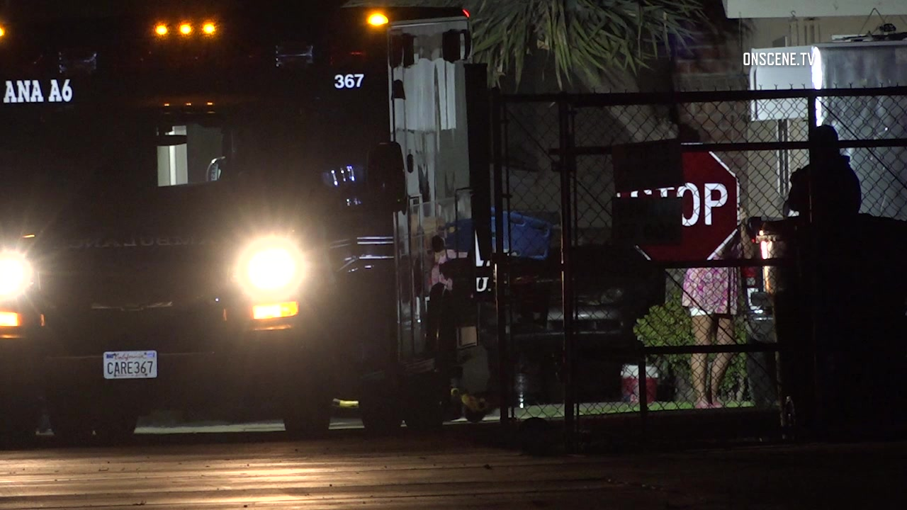 Anaheim accident or suicide? Body with gunshot wound to head