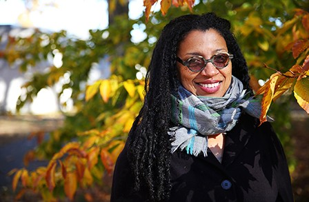 Robin Coste Lewis. Courtesy of Poetry Foundation.