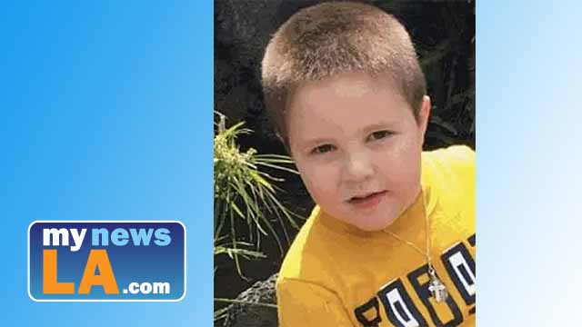 Five-year-old murdered by father