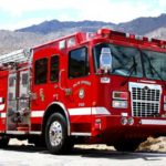 riverside county fire truck