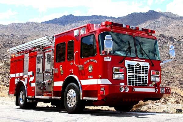 riverside county fire truck