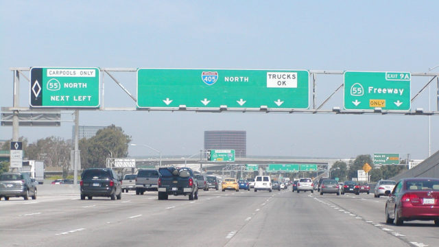 405 in Orange County