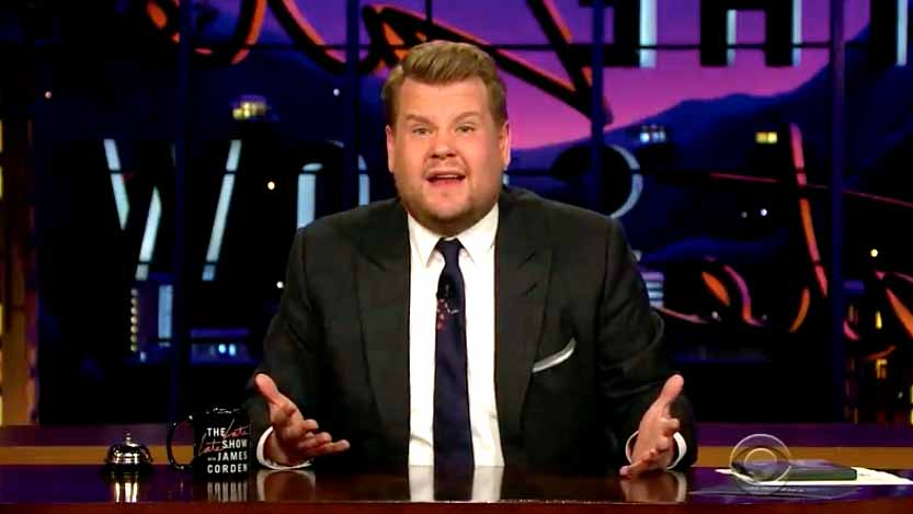 James Corden Returning as Host of Hollywood Film Awards