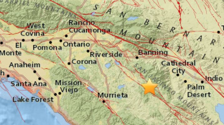 Honda North Hollywood >> Not the Big One, but scary quake freaks out Southern ...