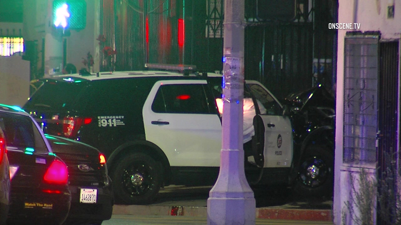 Police cadets may be police car thieves! Unhappy LAPD chief demands ...