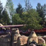 Disneyland Railroad via Twitter