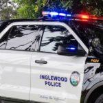 Inglewood Police cruiser
