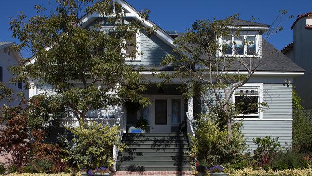 1905 cottage in Santa Monica