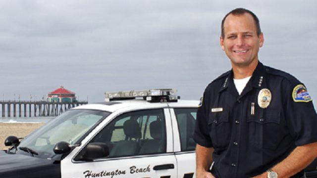 Chief Rob Handy