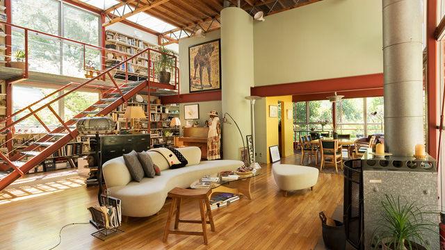 Classic communal home