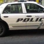 Hawthorne Police cruiser