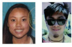 Missing couple