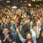 Pershing Square concert