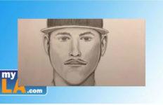 police sketch of Santa Ana suspect