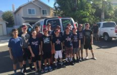 Santa Margarita National Little League Team
