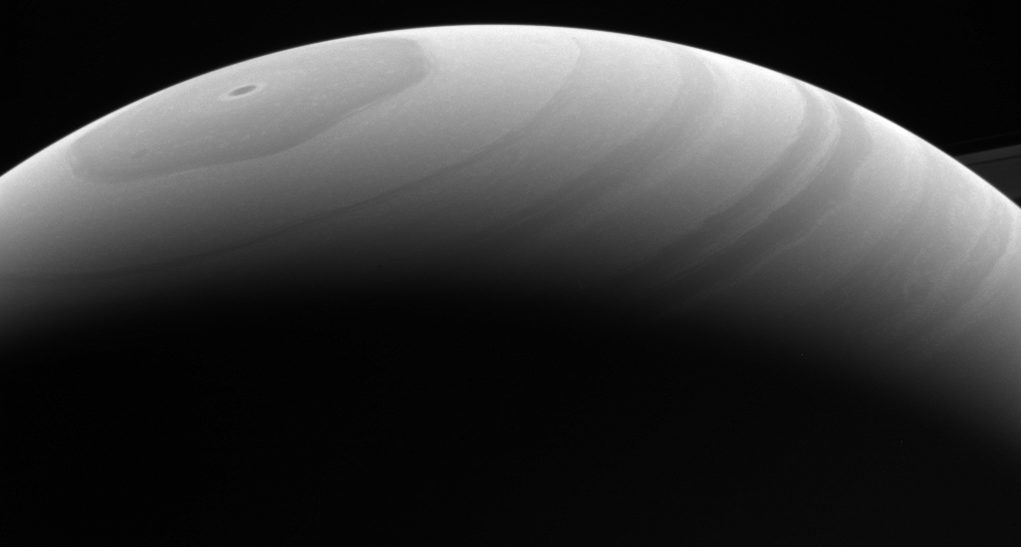 cassini completes final flyby - 1021×547