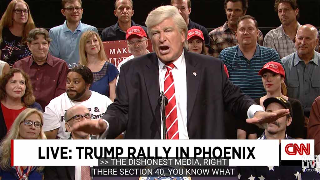 Alec Baldwin Will Return as 'Donald Trump' on SNL Season Premiere