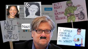 Image result for steve bannon not a nazi