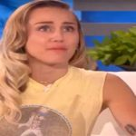 Miley Cyrus details her Hurricane Harvey relief donation on Ellen DeGeneres show.
