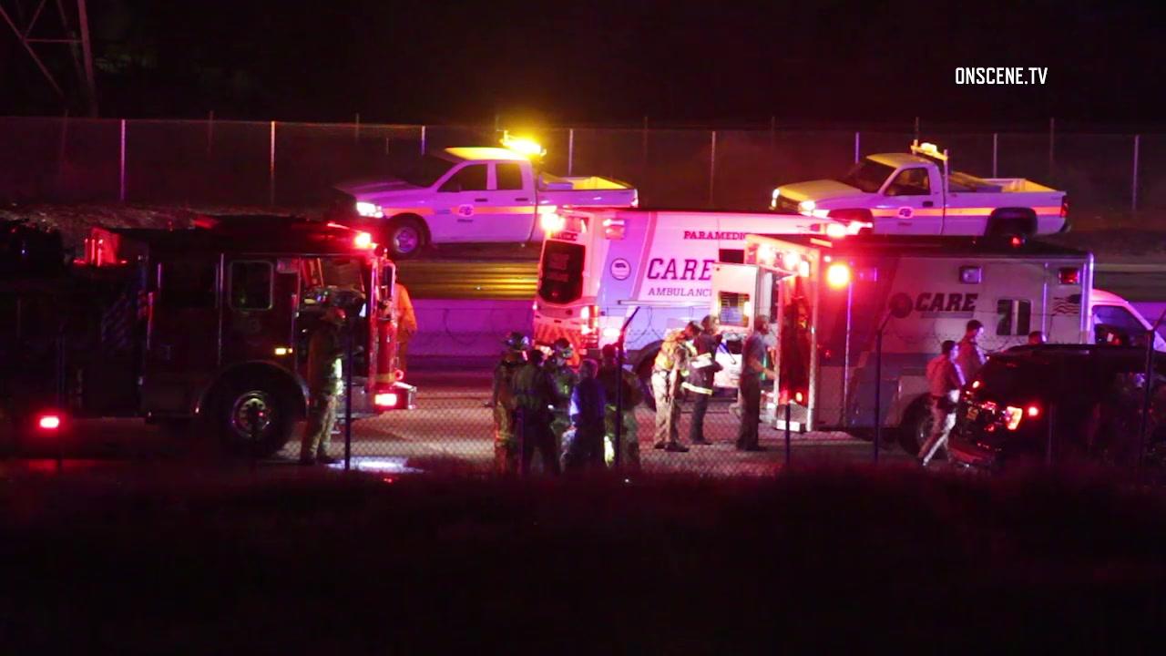 Pre-dawn death in Industry 605 Freeway crash - MyNewsLA com