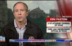 Texas Attorney General Ken Paxton on Fox News.