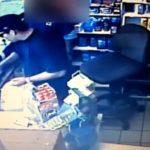 santa ana gas station robber