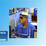 A Santa Clarita bank robbery suspect