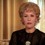 "Catherine Zeta Jones as Olivia de Haviland in the Emmy-winning FX limited series, ""Feud: Bette and Joan."""