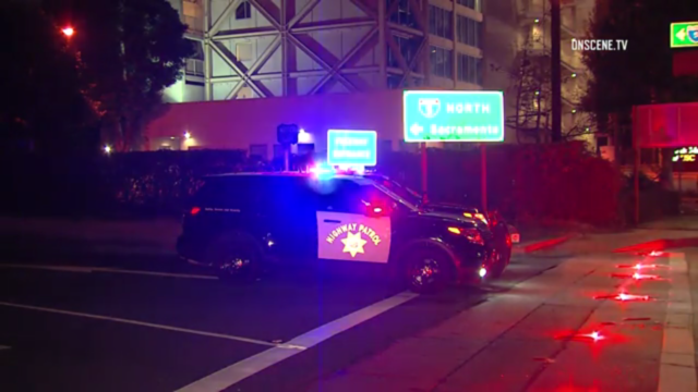5 freeway police shooting