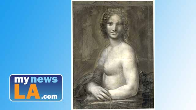 'Mona Lisa' posed nude for Da Vinci, experts hint: an early Hefner?
