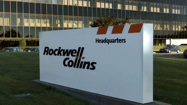 United Technologies to acquire Rockwell Collins for $30 billion