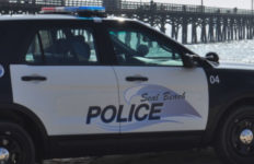 Seal Beach Police cruiser