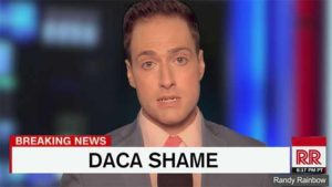 "Randy Rainbow sings ""DACA Shame."""