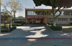 exterior of lakewood high school