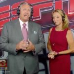 Beth Mowins called Chargers-Broncos game with former NFL coach Rex Ryan.