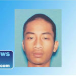 The mugshot of Boren Lay, a suspect in an Artesia murder.