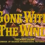 "The official trailer for the film ""Gone with the Wind."""