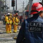 Los Angeles Fire Department arson unit