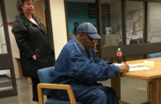 O.J. Simpson signs parole documents