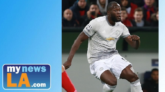 Man United star Romelu Lukaku dealing with ankle injury