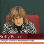 George Rep. Betty Price.