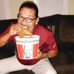 Los Angeles City Council President Herb Wesson had fun with his KFC moment.